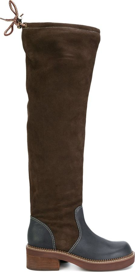 See By Chloé Dominika knee high boots