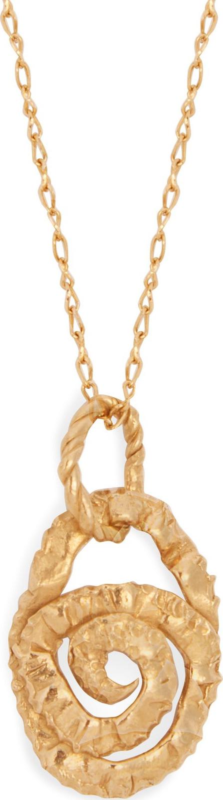 Orit Elhanati Four spiral pendant necklace