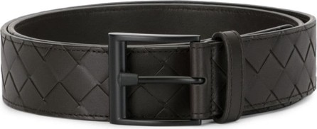 Bottega Veneta Intrecciato weave belt