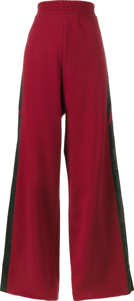 Golden Goose Deluxe Brand star stripe baggy track pants