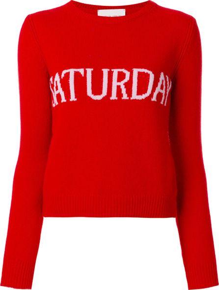 Alberta Ferretti Saturday jumper