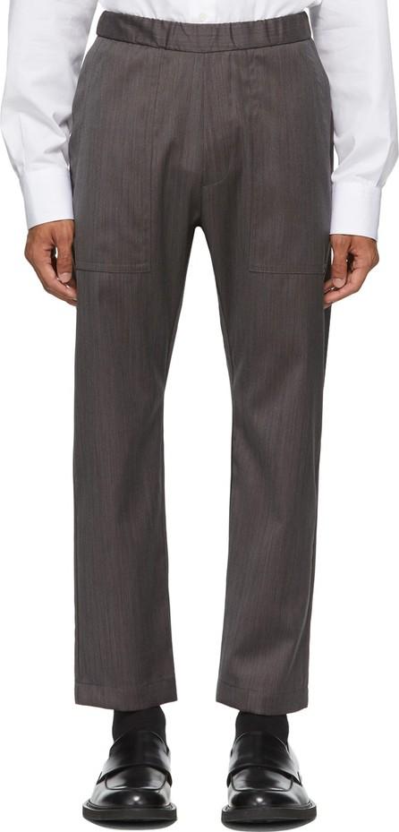 Barena Grey Trabaco Trousers