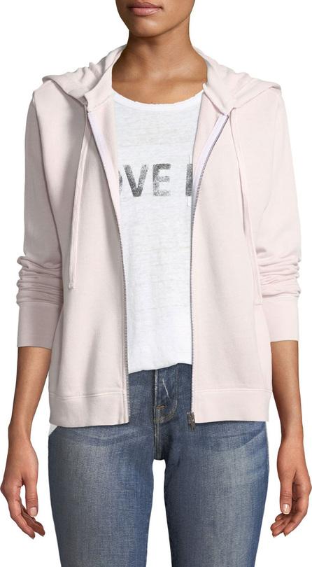 Zadig & Voltaire Rock Hooded Zip-Front Sweatshirt