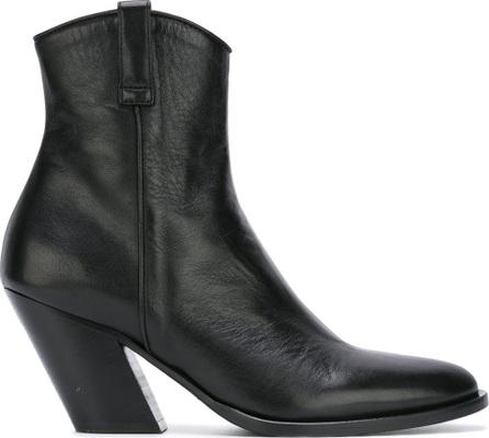 A.F.Vandevorst cowboy ankle boots
