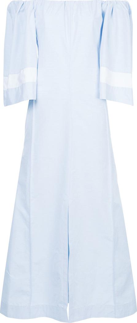 Eudon Choi Off-the-shoulder midi dress