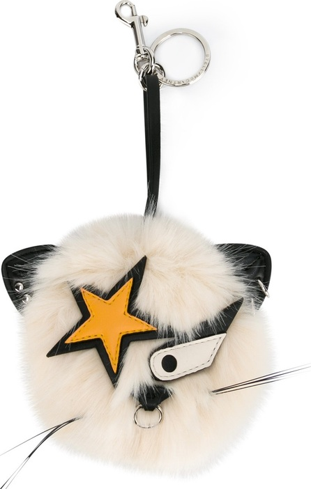 Stella McCartney Star Cat keychain