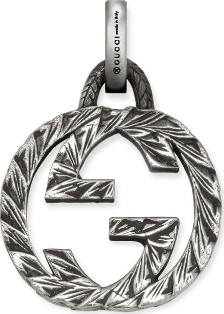 Gucci Logo Pendant