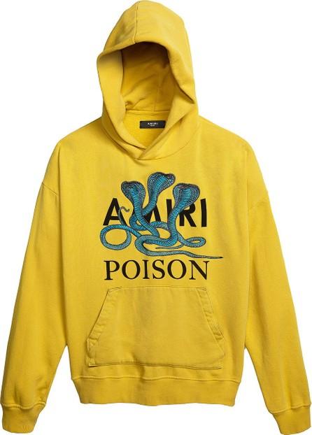 Amiri Poison snake hoodie