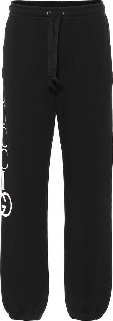 Gucci Cotton trackpants