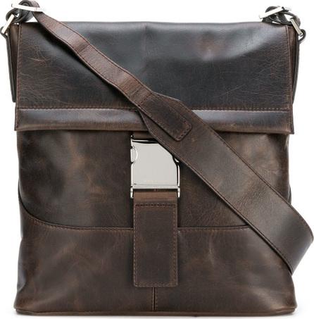 Orciani Flat foldover top bag