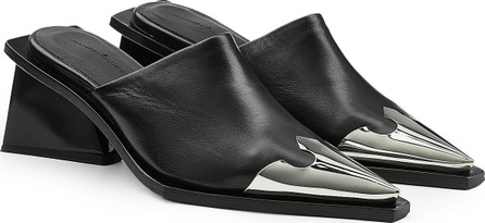Marques'Almeida Leather Mules