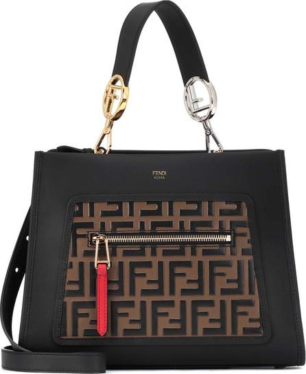 Fendi Runaway Small leather shoulder bag
