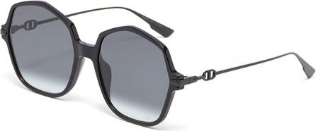 Dior DiorLink2 angular acetate frame sunglasses