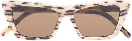 Saint Laurent New Wave cat-eye frame sunglasses
