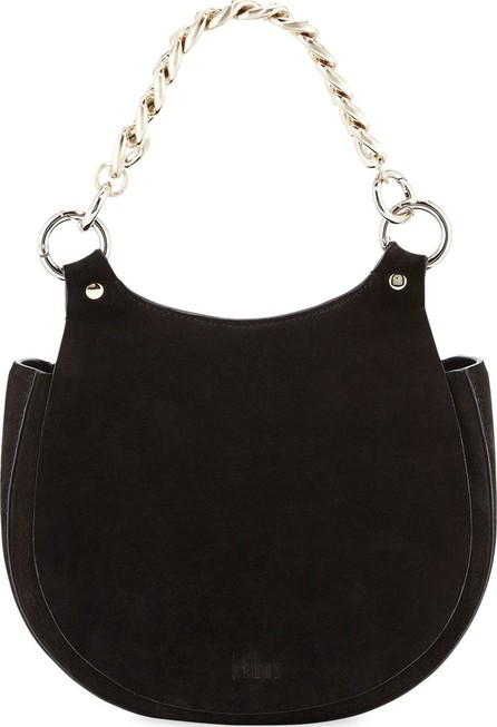Behno Tilda Sueded Saddle Bag
