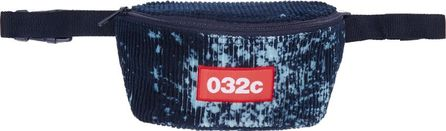 032c Blue Peroxide Hip Bag