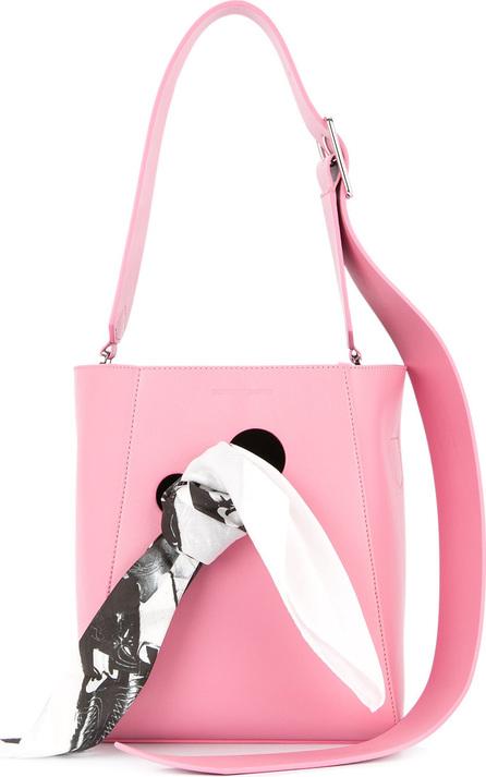 Calvin Klein 205W39NYC Scarf shoulder bag