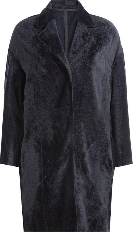 Yves Salomon Sheepskin Coat