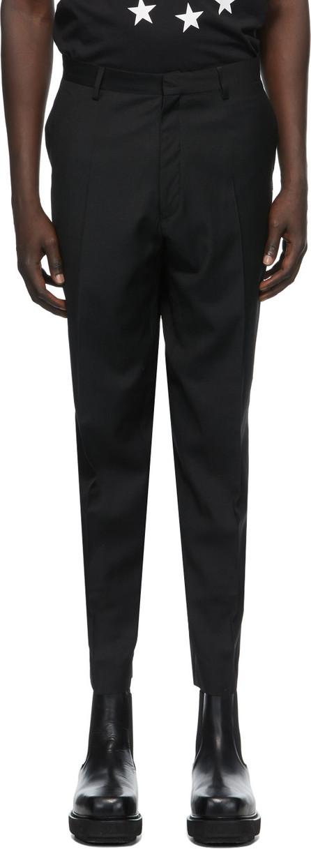 Etudes Black Wool Revolte Trousers