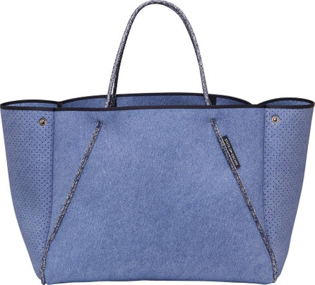 State of Escape Guise Perforated Tote Bag, Denim Fade