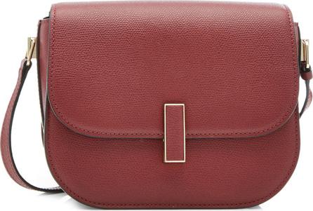 Valextra Iside Leather Shoulder Bag