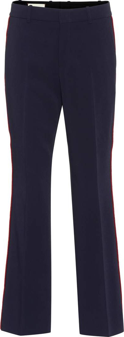 Gucci Bootcut stretch cady pants