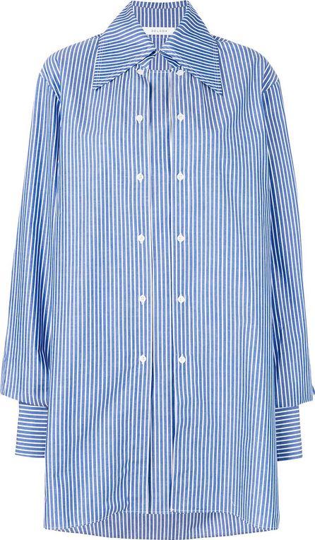 Delada oversized striped shirt