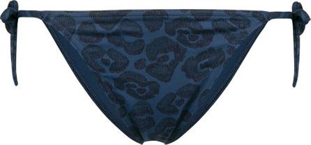 Eres Printed bikini bottom
