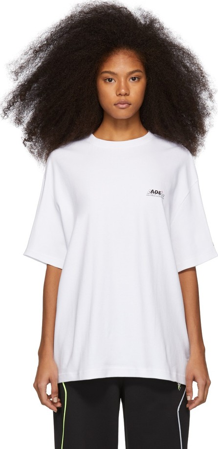 ADER error White Synthesis T-Shirt