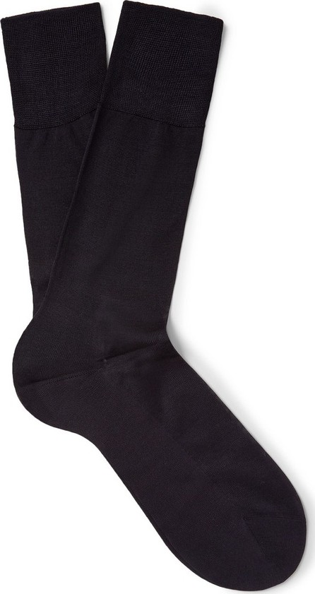 Falke No. 4 Silk-Blend Socks