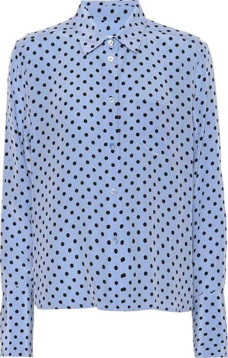 Huntley silk shirt