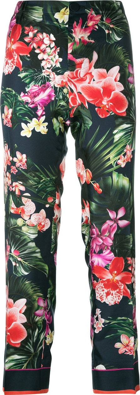 F.R.S For Restless Sleepers floral print pants