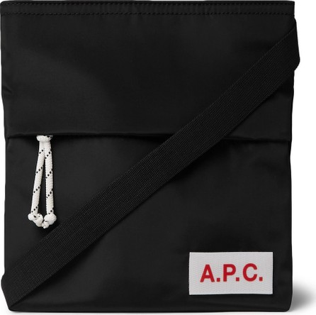 A.P.C. Shell Messenger Bag