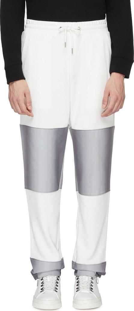 Feng Chen Wang Colourblock sweatpants