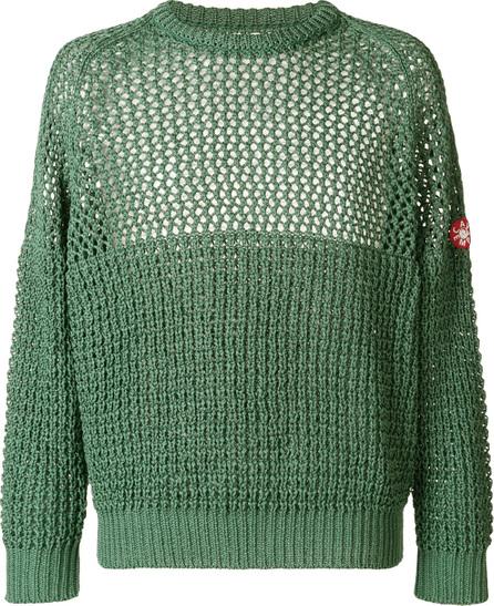 Cav Empt Waffle knit jumper