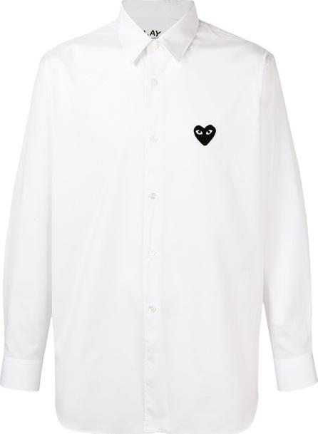 Comme Des Garcons PLAY Heart logo shirt