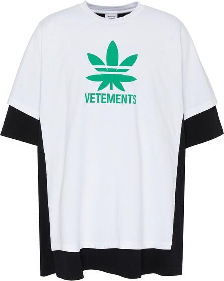 Vetements Maria' Double T-shirt