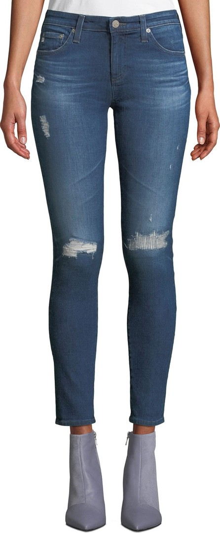 AG Jeans The Legging Ankle 8 Years Whistler Jeans, Blue