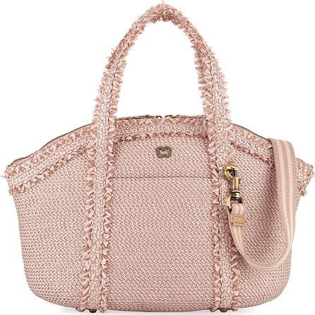 Eric Javits Squishee® Covet Fringed Tote Bag