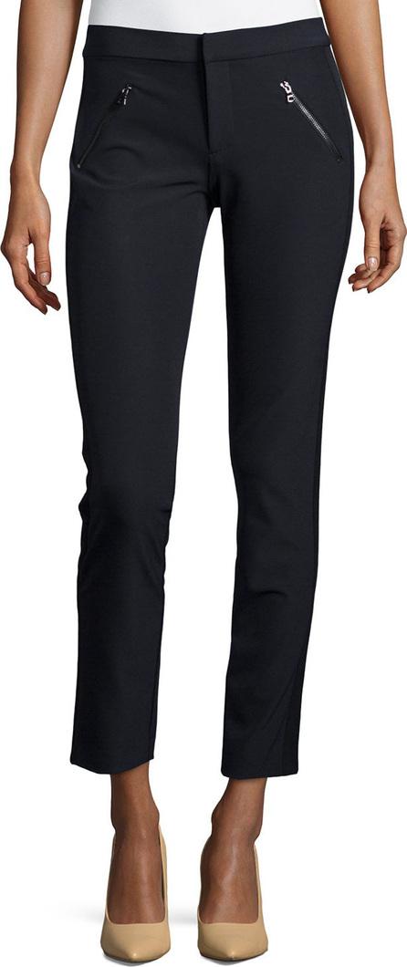 Rebecca Taylor Ava Slim-Leg Techno Pants