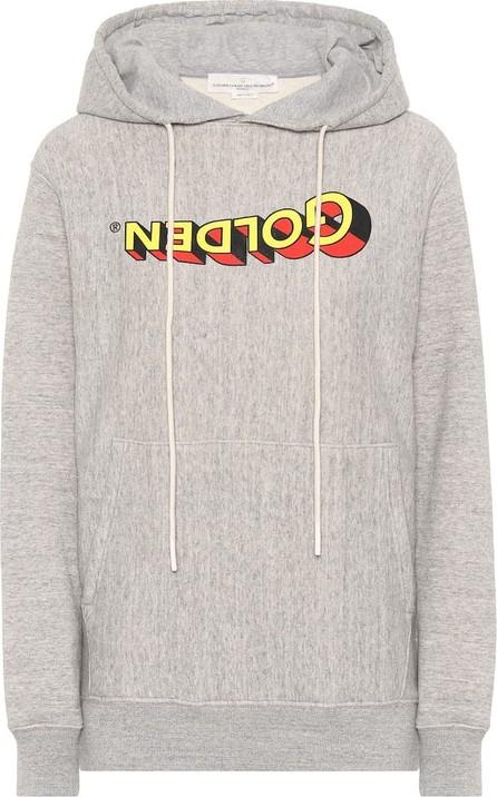 Golden Goose Deluxe Brand Printed cotton hoodie