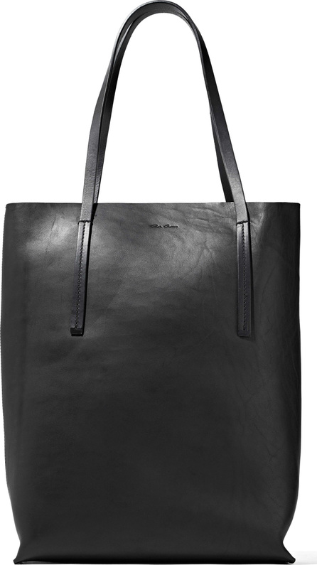 Rick Owens Medium Shopper burnished-leather tote
