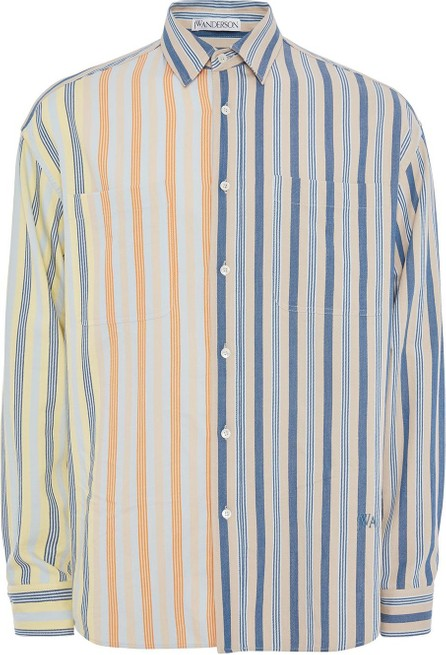 J.W.Anderson Oversized striped shirt