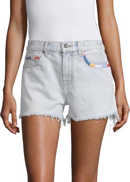 Splendid x Margherita Missoni Amore Jean Shorts