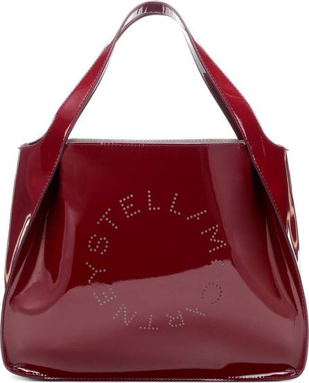 Stella McCartney Stella Logo patent tote