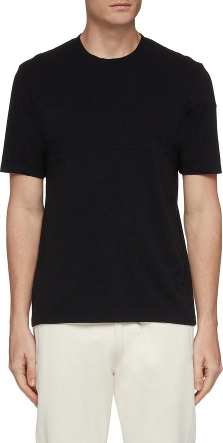 Helmut Lang Logo print back panelled T-shirt