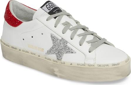 Golden Goose Deluxe Brand Hi Star Embellished Sneaker