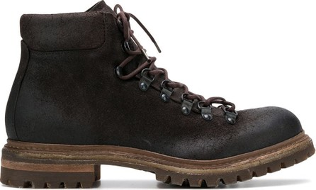 Del Carlo Lace-up boots