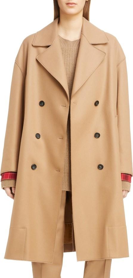 N°21 Nº21 Wool & Cashmere Blend Coat