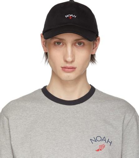 Noah NYC Black Core Logo Cap
